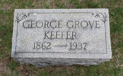 George Grove Keefer