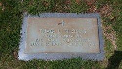 Thad Lloyd Thomas