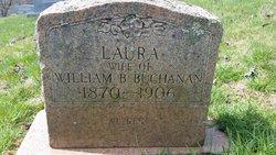 Laura <I>McKinney</I> Buchanan