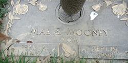 Mae <I>Saylor</I> Mooney
