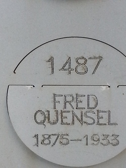 "Gottfried ""Fred"" Quensel"