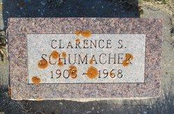 Clarence Schumacher