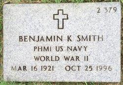 Benjamin K Smith