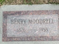Henry Moddrell