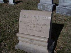 Caroline M <I>Biddle</I> Babcock