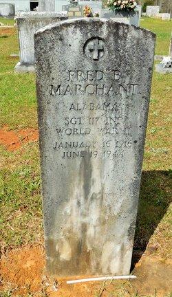 Fred Bridges Marchant