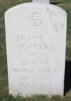 Frank G Garza
