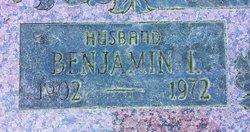 Benjamin I Geiszler