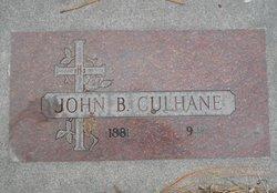 John Bernard Culhane