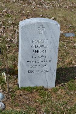 Robert George Short