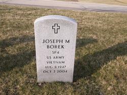 Joseph Michael Borek