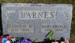 Margaret Delila <I>Erskin</I> Barnes