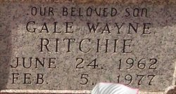 Gale Wayne Ritchie