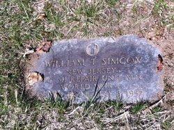 William T Simcox