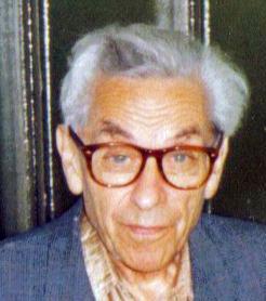"""Pál """"Paul"""" Erdős"""
