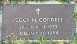 Peggy Cordell