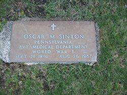 Oscar Malvin Sinton