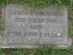 Eleanor W. Montgomery