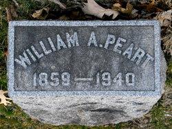 William Augustus Peart