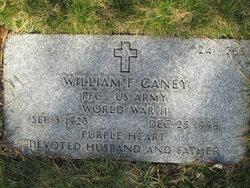 William F Ganey