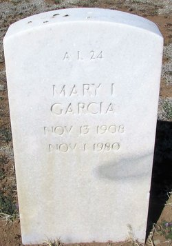 Mary I Garcia