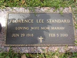 Florence Lee <I>Blackmon</I> Standard