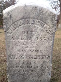 Mary Tyler <I>Pomeroy</I> Dickinson