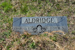 Edith Sarah <I>Bishop</I> Aldridge