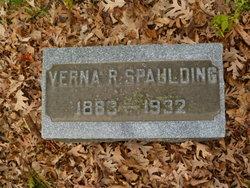 Verna R. <I>Morgan</I> Spaulding