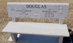 Barbara Ann <I>McDaniel</I> Douglas