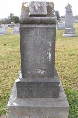 """Joseph Belone """"J.B."""" Peveto"""