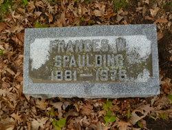 Frances W. Spaulding