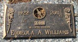 Eddieola <I>Alexander</I> Williams