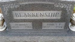 James P Blankenship