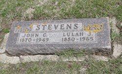 Lulah Jessie Stevens