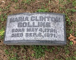 Maria <I>Clinton</I> Collins