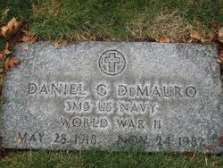 Daniel G Demauro