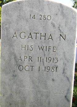 Agatha N Denton