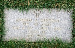 Angelo A Dentoni