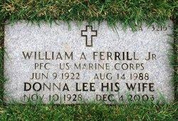 William Audry Ferrill, Jr