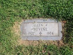 Ellen A. <I>McGrath</I> Devine