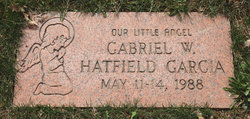 Gabriel W. <I>Hatfield</I> Garcia