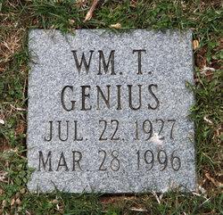 William T. Genius