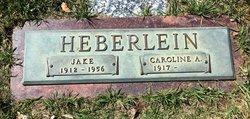 """Jacob """"Jake"""" Heberlein, Jr"""