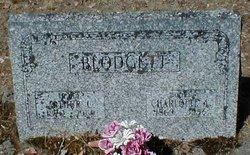 """Charlotte Alice """"Lottie"""" <I>Gotcher</I> Blodgett"""