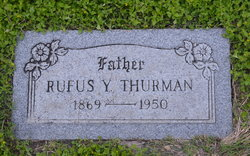 Rufus Young Thurman