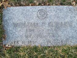 William F Curley