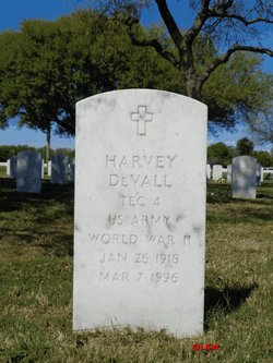 Harvey DeVall