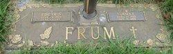 Edgar Vance Frum