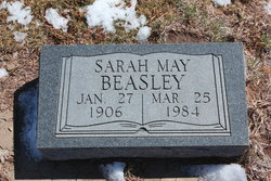 Sarah May Beasley